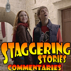 Staggering Stories Commentary: Doctor Who - The Vampires of Venice