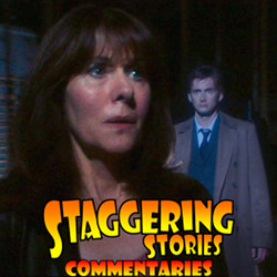 Staggering Stories Commentary: Doctor Who - School Reunion
