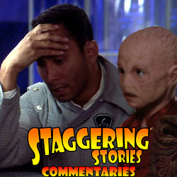 Staggering Stories Commentary: Babylon 5 - Confessions and Lamentations