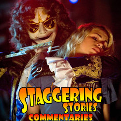 Staggering Stories Commentary: Doctor Who - The Girl in the Fireplace
