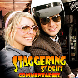Staggering Stories Commentary: Doctor Who - The Idiot's Lantern