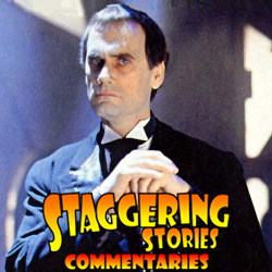 Staggering Stories Commentary: Babylon 5 - Comes the Inquisitor