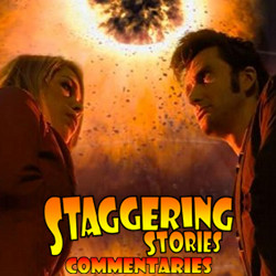 Staggering Stories Commentary: Doctor Who - The Impossible Planet