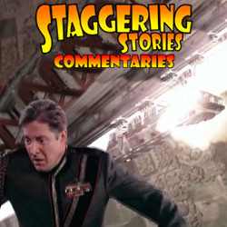 Staggering Stories Commentary: Babylon 5 - The Fall of Night