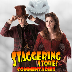 Staggering Stories Commentary: Doctor Who - The Snowmen