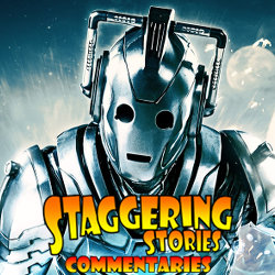 Staggering Stories Commentary: Doctor Who - Nightmare in Silver