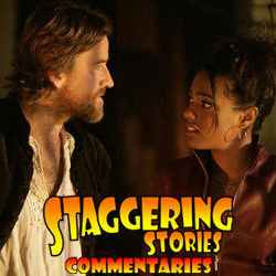 Staggering Stories Commentary: Doctor Who - The Shakespeare Code