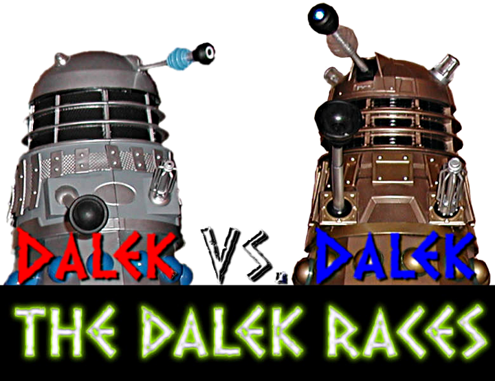 Dalek Vs. Dalek: The Dalek Races