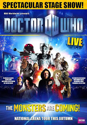 Doctor Who Live - The Monsters Are Coming!