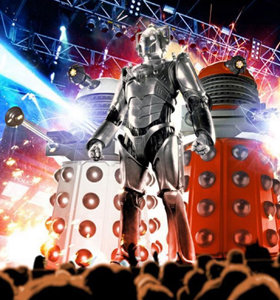 Doctor Who Live - The Cybermen and Daleks
