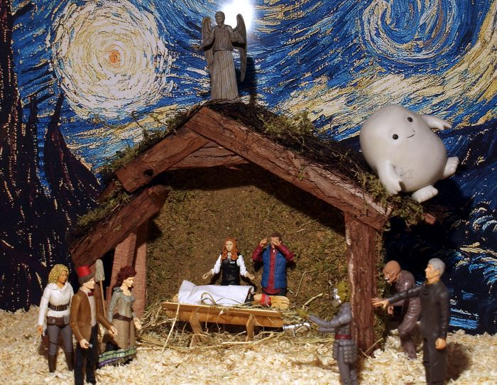 Chief Inspector Grey-um #1 - Grey-um sliding down the stable roof.