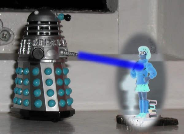 Exterminate Dalek Song mr Dalek Exterminates Velma