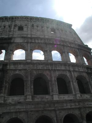 Rome Travelogue #1