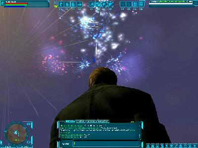 Star Wars Galaxies: Fireworks