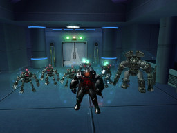 City of Heroes Screen Shot 1